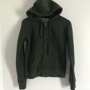 J. Crew French Terry Cozy Hoodie
